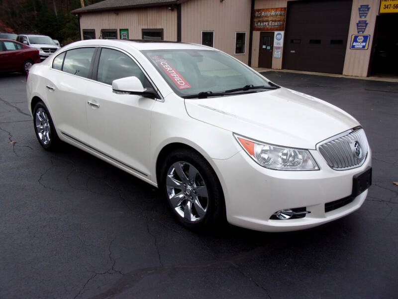 2011 Buick LaCrosse for sale at Dave Thornton North East Motors in North East PA