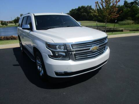 2016 Chevrolet Tahoe for sale at Oklahoma Trucks Direct in Norman OK
