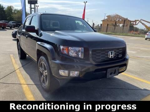 2013 Honda Ridgeline for sale at Jeff Drennen GM Superstore in Zanesville OH