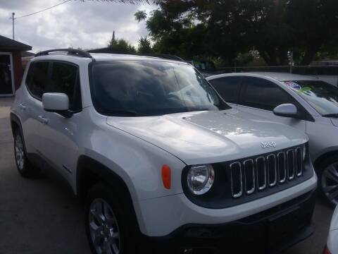 2015 Jeep Renegade for sale at Express AutoPlex in Brownsville TX