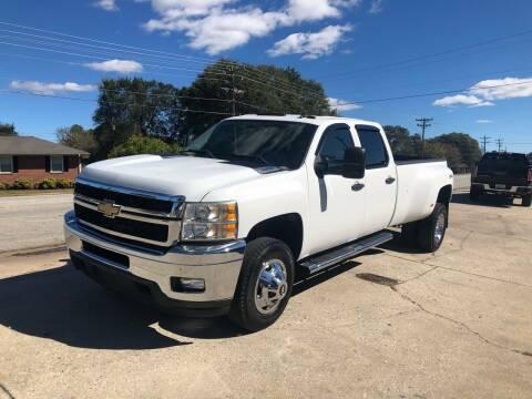 2011 Chevrolet Silverado 3500HD for sale at E Motors LLC in Anderson SC