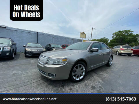 2008 Lincoln MKZ for sale at Hot Deals On Wheels in Tampa FL