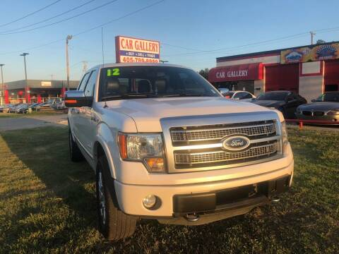 2012 Ford F-150 for sale at Car Gallery in Oklahoma City OK