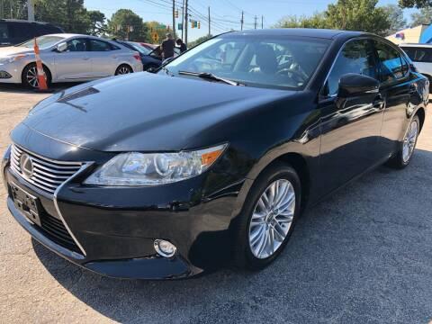 2015 Lexus ES 350 for sale at Capital Motors in Raleigh NC