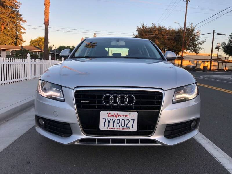 2009 Audi A4 for sale at OPTED MOTORS in Santa Clara CA