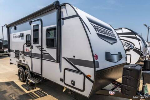2021 Winnebago MICRO MINNIE for sale at TRAVERS GMT AUTO SALES - Traver GMT Auto Sales West in O Fallon MO
