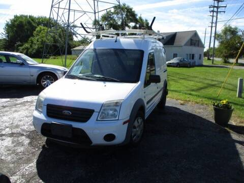 2011 Ford Transit Connect for sale at RPM AUTO SALES in Lansing MI