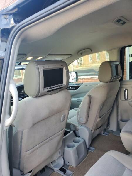 2017 Nissan Quest SV 4dr Mini-Van - Chariton IA