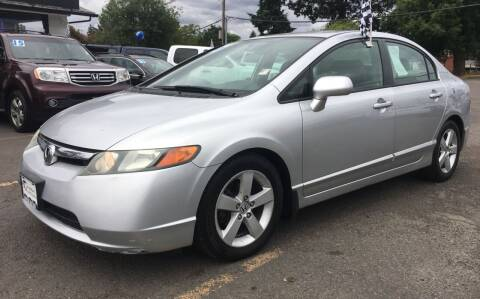 2006 Honda Civic for sale at Universal Auto INC in Salem OR