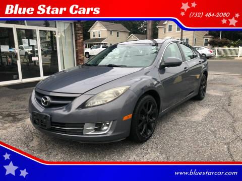 2009 Mazda MAZDA6 for sale at Blue Star Cars in Jamesburg NJ