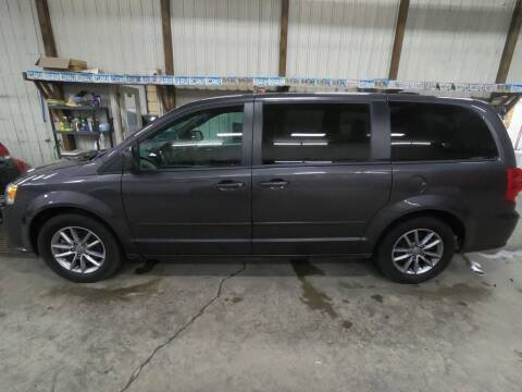 2016 Dodge Grand Caravan for sale at Alpha Auto in Toronto SD