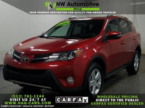 2013 Toyota RAV4 for sale at NW Automotive Group in Cincinnati OH