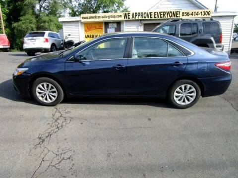 2017 Toyota Camry for sale at American Auto Group Now in Maple Shade NJ