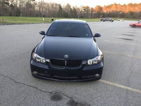 2007 BMW 3 Series for sale at Alfa Auto Sales in Raleigh NC