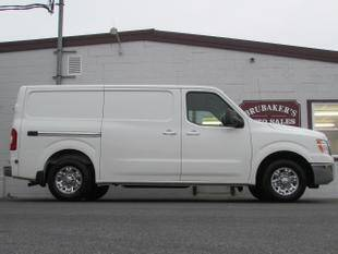2017 Nissan NV Cargo for sale at Brubakers Auto Sales in Myerstown PA