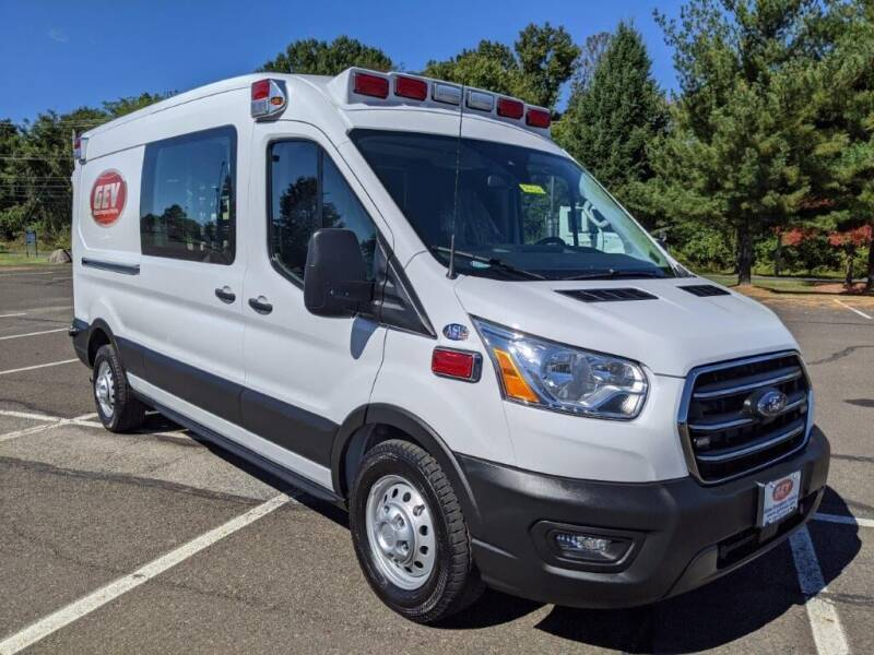 2021 Ford Transit 250 for sale at Global Emergency Vehicles Inc in Levittown PA