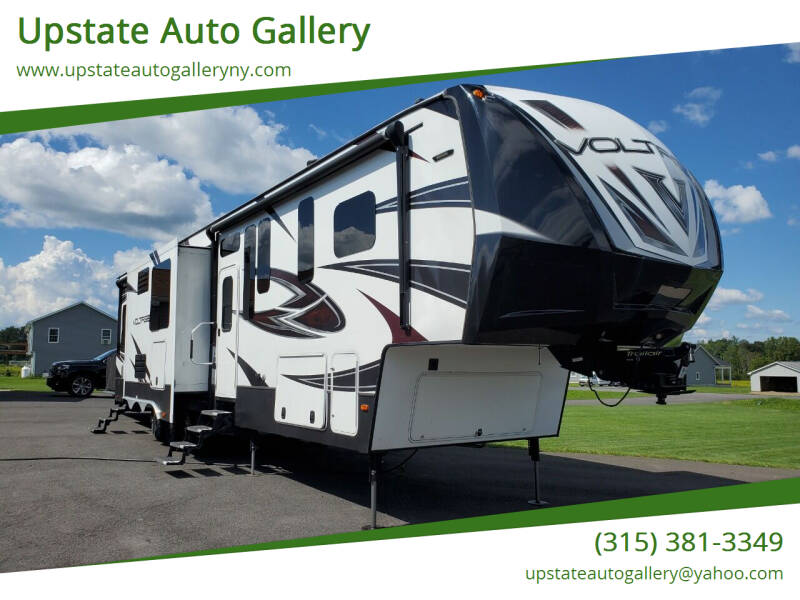 2016 Dutchmen voltage for sale at Upstate Auto Gallery in Westmoreland NY