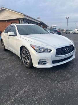 2014 Infiniti Q50 for sale at Guidance Auto Sales LLC in Columbia TN
