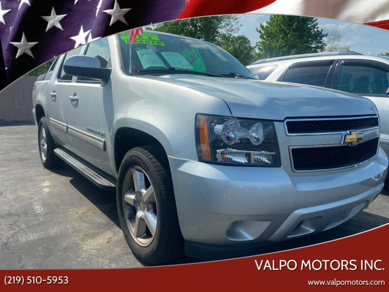 2011 Chevrolet Avalanche for sale at Valpo Motors Inc. in Valparaiso IN
