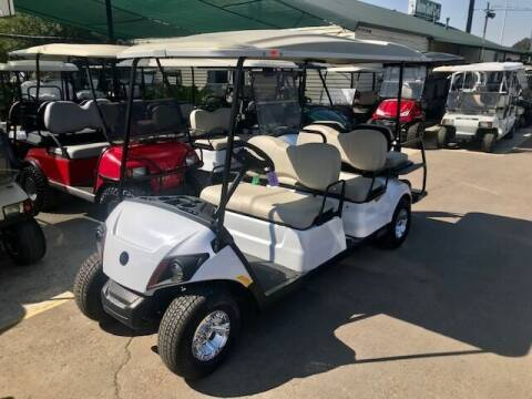 2020 Yamaha Concierge 6 Passenger Electric for sale at METRO GOLF CARS INC in Fort Worth TX