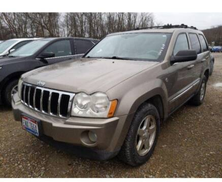 2005 Jeep Grand Cherokee for sale at Bates Auto & Truck Center in Zanesville OH