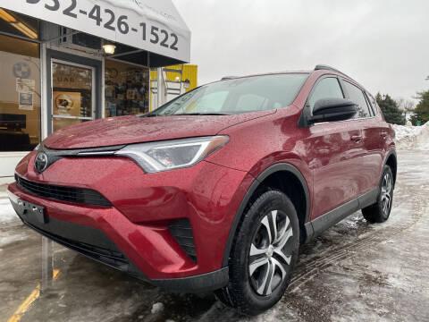 2018 Toyota RAV4 for sale at Mainstreet Motor Company in Hopkins MN