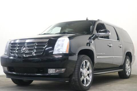 2008 Cadillac Escalade ESV for sale at Clawson Auto Sales in Clawson MI