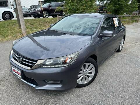 2013 Honda Accord for sale at Philip Motors Inc in Snellville GA