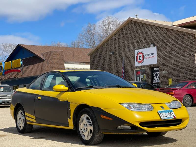 2001 Saturn S-Series for sale at Big Man Motors in Farmington MN