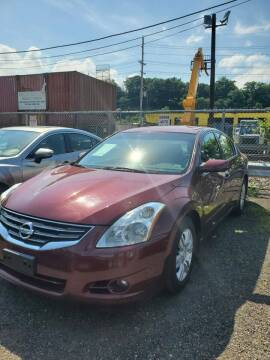 2012 Nissan Altima for sale at Advantage Auto Brokers in Hasbrouck Heights NJ