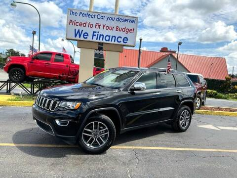 2020 Jeep Grand Cherokee for sale at American Financial Cars in Orlando FL
