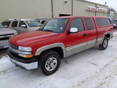 2002 Chevrolet Silverado 1500 for sale at De Anda Auto Sales in Storm Lake IA