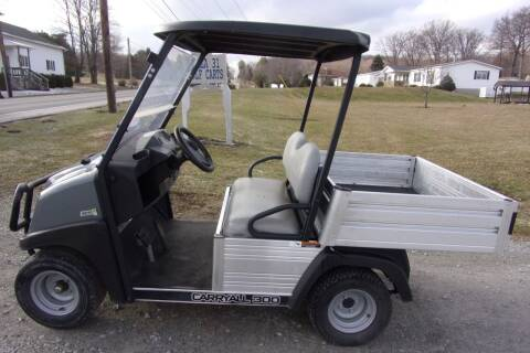 2017 Club Car Carry All 300 48 Volt for sale at Area 31 Golf Carts - Electric Utility Carts in Acme PA