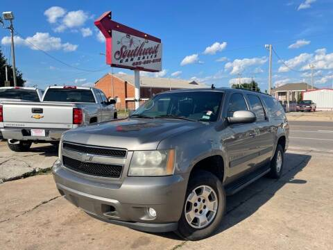2008 Chevrolet Suburban for sale at Southwest Car Sales in Oklahoma City OK