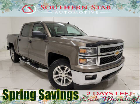 2014 Chevrolet Silverado 1500 for sale at Southern Star Automotive, Inc. in Duluth GA
