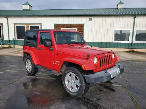 2012 Jeep Wrangler for sale at Farmington Auto Plaza in Farmington MO