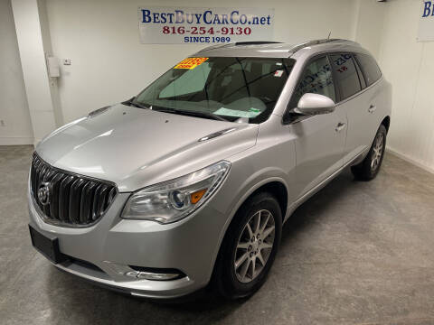 2015 Buick Enclave for sale at Best Buy Car Co in Independence MO