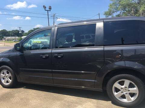 2012 Dodge Grand Caravan for sale at Bobby Lafleur Auto Sales in Lake Charles LA