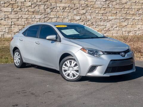 2015 Toyota Corolla for sale at Car Hunters LLC in Mount Juliet TN