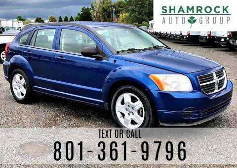 2009 Dodge Caliber for sale at Shamrock Group LLC #1 in Pleasant Grove UT