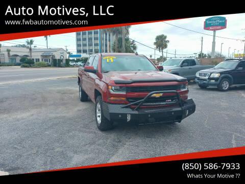 2017 Chevrolet Silverado 1500 for sale at Auto Motives, LLC in Fort Walton Beach FL