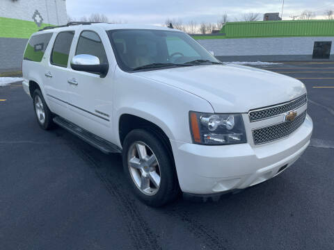 2011 Chevrolet Suburban for sale at South Shore Auto Mall in Whitman MA