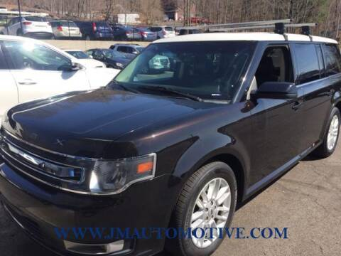 2014 Ford Flex for sale at J & M Automotive in Naugatuck CT