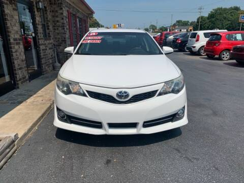 2014 Toyota Camry for sale at Smyrna Auto Sales in Smyrna TN