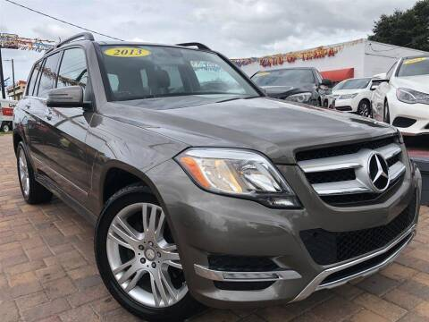 2013 Mercedes-Benz GLK for sale at Cars of Tampa in Tampa FL
