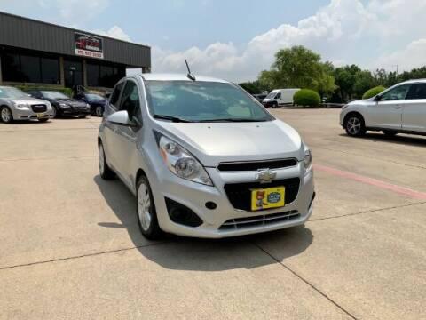 2015 Chevrolet Spark for sale at KIAN MOTORS INC in Plano TX