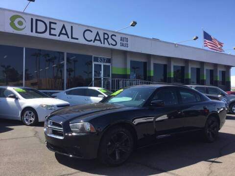2013 Dodge Charger for sale at Ideal Cars East Mesa in Mesa AZ