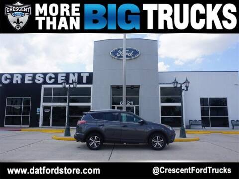 2018 Toyota RAV4 for sale at Crescent Ford in Harahan LA