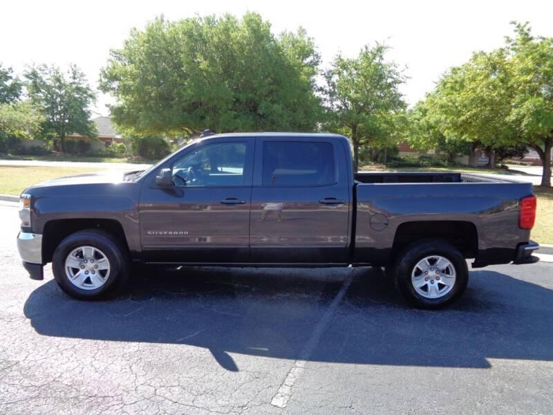 2016 Chevrolet Silverado 1500 for sale at BALKCUM AUTO INC in Wilmington NC