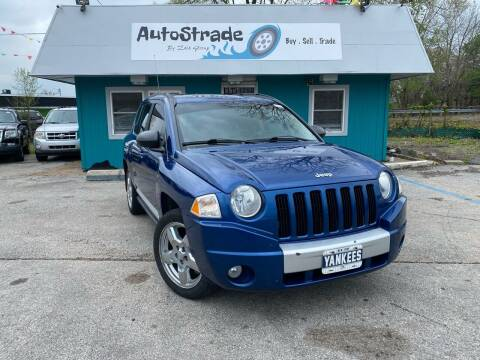 2010 Jeep Compass for sale at Autostrade in Indianapolis IN